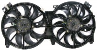 2007 Nissan Altima Cooling Fans