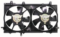 2007 Subaru Forester Cooling Fans