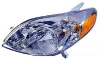 Toyota Matrix Headlights
