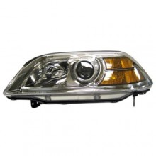2004 -  2006 Acura MDX Front Headlight Assembly Replacement Housing / Lens / Cover - Left <u><i>Driver</i></u> Side