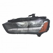 2012 -  2016 Audi A4 Front Headlight Assembly Replacement Housing / Lens / Cover - Left <u><i>Driver</i></u> Side