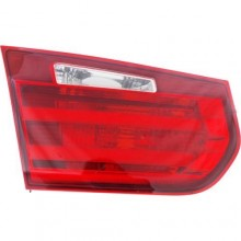 2012 -  2015 BMW 328i Rear Tail Light Assembly Replacement / Lens / Cover - Left <u><i>Driver</i></u> Side Inner - (F30 Body Code; Sedan)