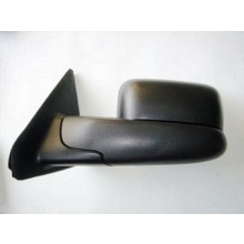 2005 -  2009 Dodge Ram 3500 Side View Mirror Assembly / Cover / Glass Replacement - Left <u><i>Driver</i></u> Side