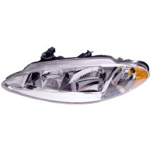 1998 -  2001 Dodge Intrepid Front Headlight Assembly Replacement Housing / Lens / Cover - Left <u><i>Driver</i></u> Side