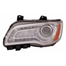 2017 Chrysler 300 Front Headlight Embly Replacement Housing Lens Cover Left