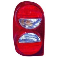 2005 -  2007 Jeep Liberty Rear Tail Light Assembly Replacement / Lens / Cover - Left <u><i>Driver</i></u> Side