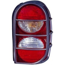 2005 -  2006 Jeep Liberty Rear Tail Light Assembly Replacement / Lens / Cover - Left <u><i>Driver</i></u> Side