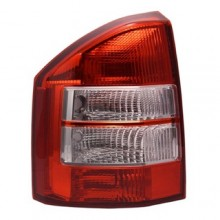 2007 -  2010 Jeep Compass Rear Tail Light Assembly Replacement / Lens / Cover - Left <u><i>Driver</i></u> Side