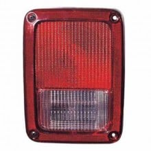 Genuine Chrysler Parts 56018649 Driver Side Taillight Assembly