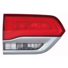 2014 - 2020 Jeep Grand Cherokee Rear Tail Light Assembly Replacement / Lens / Cover - Left <u><i>Driver</i></u> Side Inner - (Laredo + Limited + Overland + Summit)