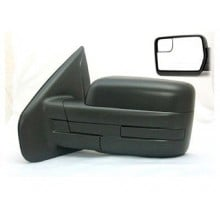 Ford F  Side View Mirror Assembly Cover Glass Replacement