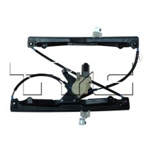 2003 -  2007 Ford Explorer Power Window Motor And Regulator Assembly - Front Left <u><i>Driver</i></u> Side Replacement
