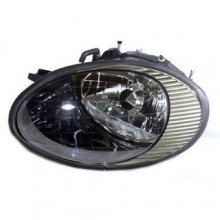 1998 - 1999 Ford Taurus Front Headlight Assembly Replacement Housing / Lens / Cover - Left <u><i>Driver</i></u> Side