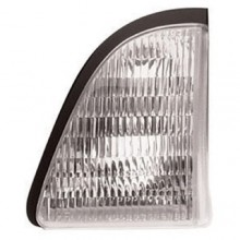 1987 - 1993 Ford Mustang Parking Light Assembly Replacement / Lens Cover - Left <u><i>Driver</i></u> Side
