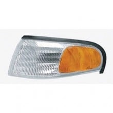 1994 - 1998 Ford Mustang Parking Light Assembly Replacement / Lens Cover - Left <u><i>Driver</i></u> Side