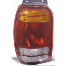 1998 -  2001 Mercury Mountaineer Rear Tail Light Assembly Replacement / Lens / Cover - Left <u><i>Driver</i></u> Side