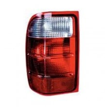2001 - 2005 Ford Ranger Rear Tail Light Assembly Replacement / Lens / Cover - Left <u><i>Driver</i></u> Side