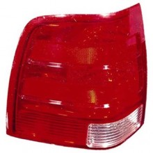 2003 - 2006 Ford Expedition Rear Tail Light Assembly Replacement / Lens / Cover - Left <u><i>Driver</i></u> Side