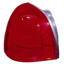 2003 - 2005 Lincoln Town Car Rear Tail Light Assembly Replacement / Lens / Cover - Left <u><i>Driver</i></u> Side