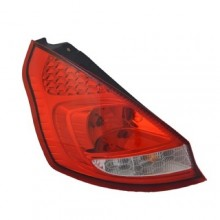 Ford Fiesta Rear Tail Light Assembly Replacement Lens Cover Left