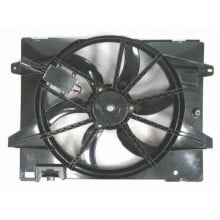 2006 - 2011 Lincoln Town Car Engine / Radiator Cooling Fan Assembly Replacement