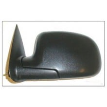 ZENITHIKE Smooth Driver Side Mirror Glass Fit for 2001-2006 Chevy Silverado Pickup Chevy Suburban Chevy Tahoe GMC Sierra Pickup GMC Yukon Non-Heated