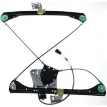 1999 -  2005 Pontiac Grand Am Power Window Motor And Regulator Assembly - Front Left <u><i>Driver</i></u> Side - (4 Door; Sedan) Replacement