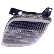 1995 - 2002 Pontiac Sunfire Front Headlight Assembly Replacement Housing / Lens / Cover - Left <u><i>Driver</i></u> Side