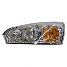 2004 -  2008 Chevrolet Malibu Front Headlight Assembly Replacement Housing / Lens / Cover - Left <u><i>Driver</i></u> Side - (Maxx + Maxx LS + Maxx LT + Maxx LTZ + Maxx SS)