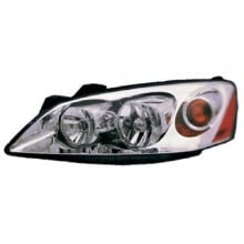 Pontiac G6 Headlight Assembly Replacement Driver