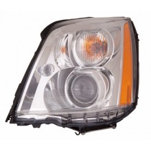 2006 -  2011 Cadillac DTS Front Headlight Assembly Replacement Housing / Lens / Cover - Left <u><i>Driver</i></u> Side
