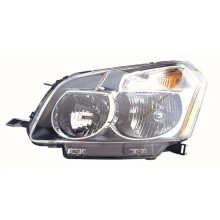 2009 2010 Pontiac Vibe Front Headlight Embly Replacement Housing Lens Cover Left