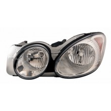 2008 - 2009 Buick LaCrosse Front Headlight Assembly Replacement Housing / Lens / Cover - Left <u><i>Driver</i></u> Side