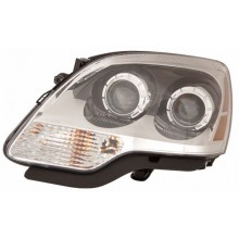 2008 -  2012 GMC Acadia Front Headlight Assembly Replacement Housing / Lens / Cover - Left <u><i>Driver</i></u> Side