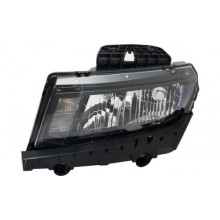2014 -  2015 Chevrolet Camaro Headlight Assembly (NSF Certified) - Left <u><i>Driver</i></u> Side Replacement