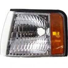 1997 -  1999 Cadillac DeVille Cornering Light Assembly - Left <u><i>Driver</i></u> Side Replacement