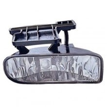 New LH=RH Side Fog Light Cover For Chevrolet Suburban 1500 2007-2014 GM1038110