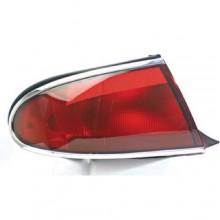 1997 - 2005 Buick Century Rear Tail Light Assembly Replacement / Lens / Cover - Left <u><i>Driver</i></u> Side