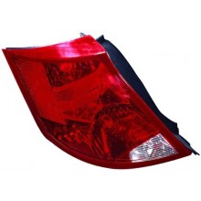2003 - 2007 Saturn Ion Rear Tail Light Assembly Replacement / Lens / Cover - Left <u><i>Driver</i></u> Side - (4 Door; Sedan)