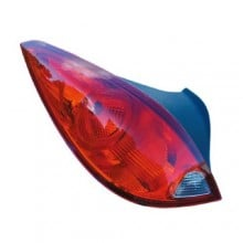 2006 2009 Pontiac G6 Rear Tail Light Embly Replacement Lens Cover Left