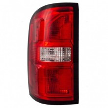 2014 -  2015 GMC Sierra 1500 Rear Tail Light Assembly Replacement (CAPA Certified) - Left <u><i>Driver</i></u> Side