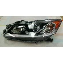 2016 Honda Accord Headlight Assembly (NSF Certified) - Left <u><i>Driver</i></u> Side - (EX Sedan + EX-L Sedan + Sport Sedan) Replacement