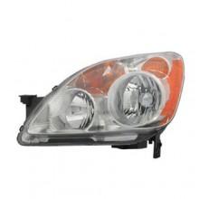 2005 - 2006 Honda CR-V Front Headlight Assembly Replacement Housing / Lens / Cover - Left <u><i>Driver</i></u> Side