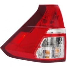 2015 - 2016 Honda CR-V Rear Tail Light Assembly Replacement / Lens / Cover - Left <u><i>Driver</i></u> Side