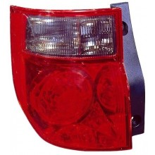 2003 - 2008 Honda Element Rear Tail Light Assembly Replacement Housing / Lens / Cover - Left <u><i>Driver</i></u> Side