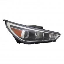 2018 - 2020 Hyundai Elantra GT Headlight Assembly - Left <u><i>Driver</i></u>