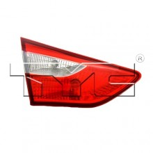 2013 -  2016 Hyundai Elantra GT Rear Tail Light Assembly Replacement / Lens / Cover - Left <u><i>Driver</i></u> Side Inner