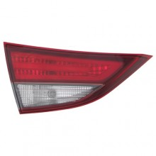 2014 Hyundai Elantra Coupe Rear Tail Light Assembly Replacement / Lens / Cover - Left <u><i>Driver</i></u> Side Inner