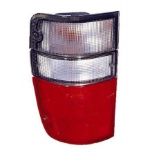Isuzu Trooper Tail Light Assembly Replacement (Driver