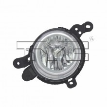 2014 - 2016 Kia Soul Fog Light Assembly Replacement Housing / Lens / Cover - Left <u><i>Driver</i></u> Side